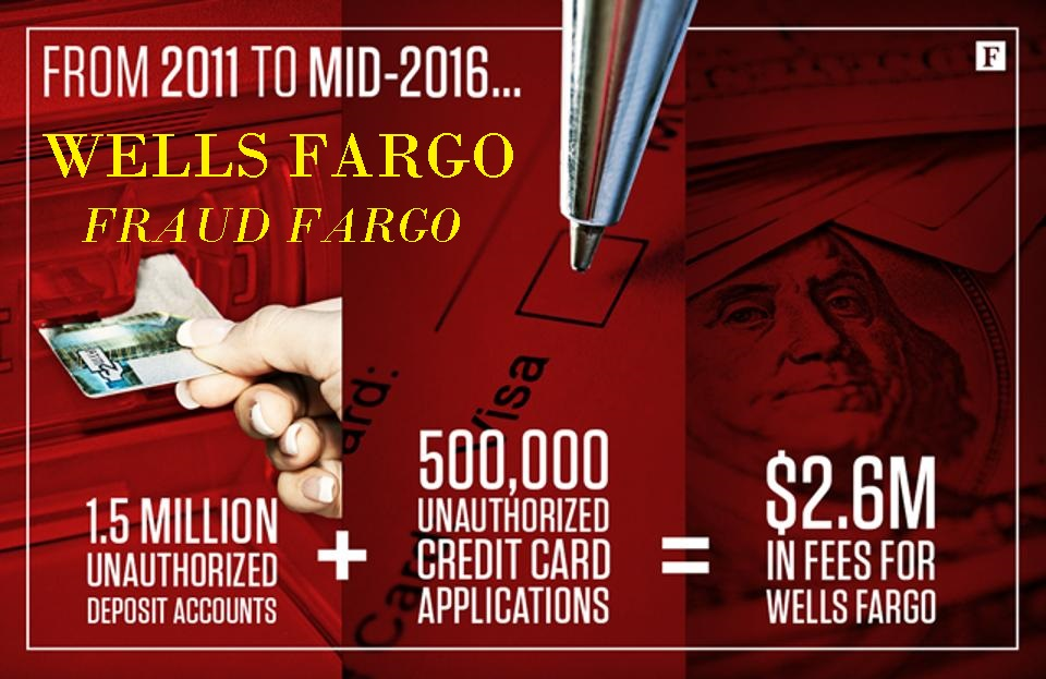 Wells Fargo blames former retail division head for Wells ...