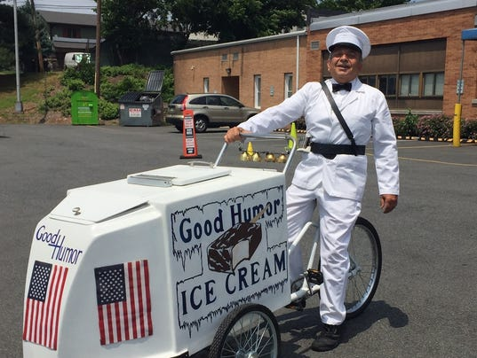 'Good Humor Man' to appear in Belleville, Nutley