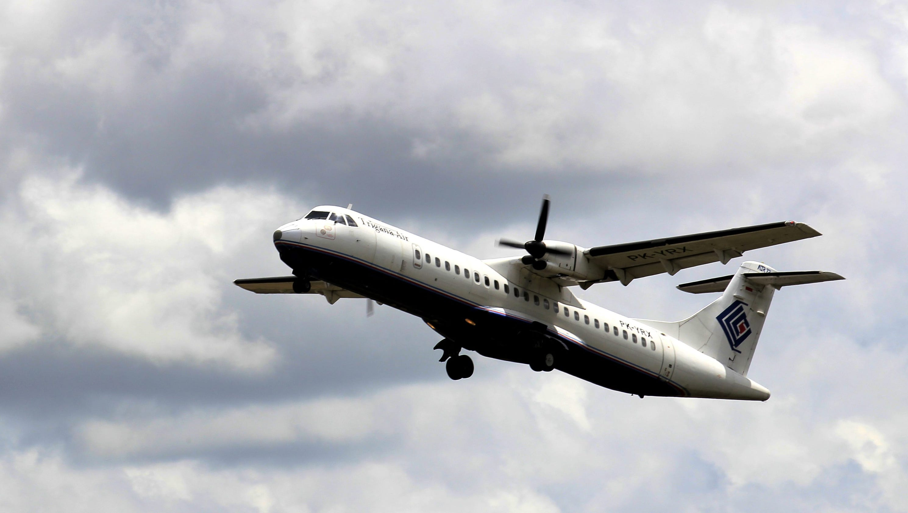 Search plane spots Indonesian airliner that crashed with ...