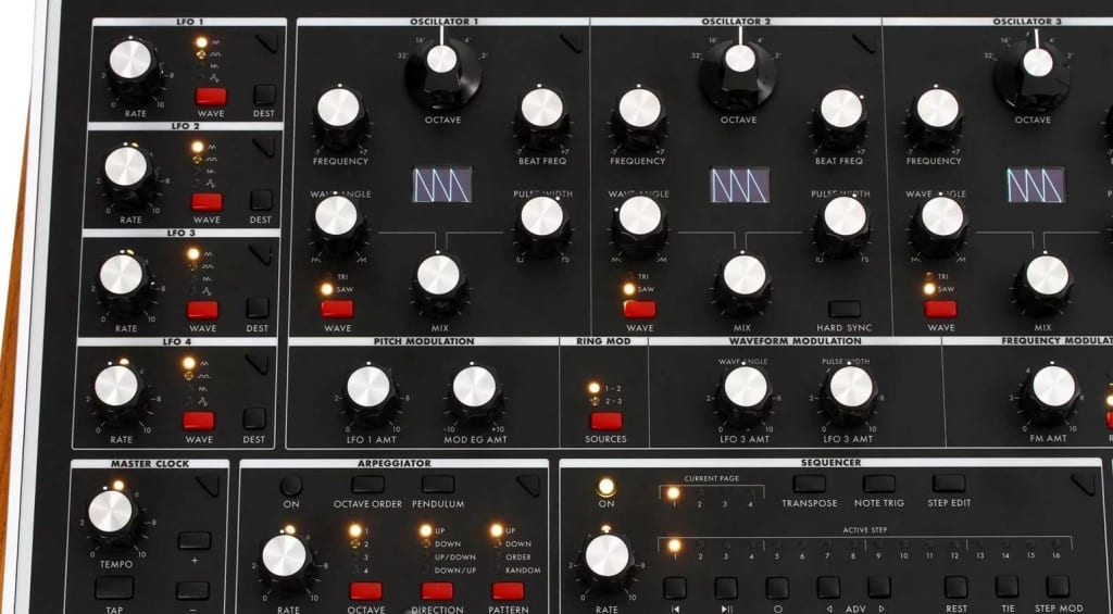 More Moog One images leaked online and it's gorgeous ...