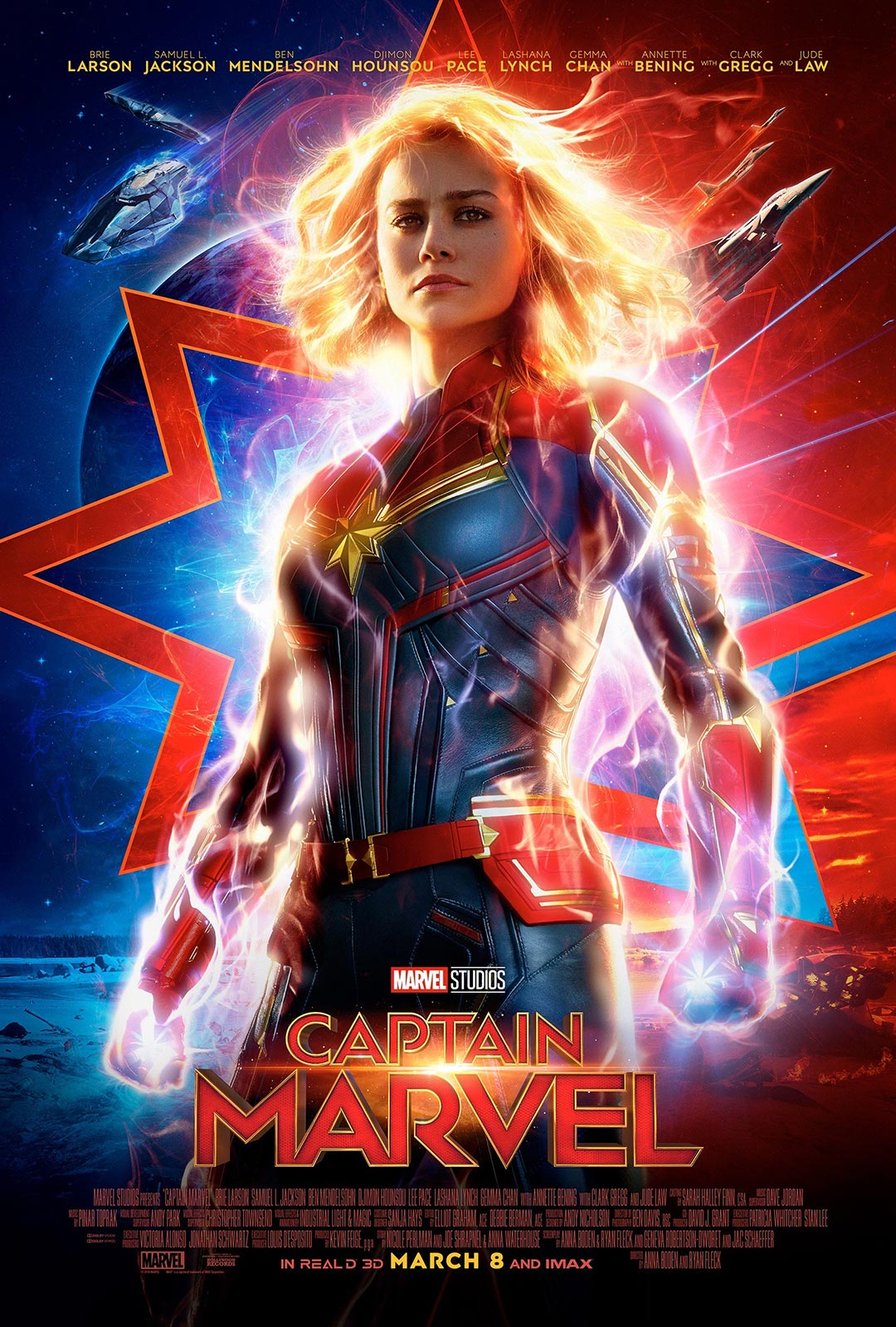 Marvel Studios' Captain Marvel – Trailer #2