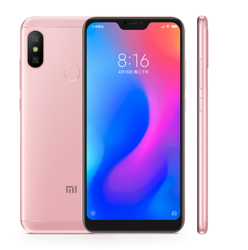 Redmi 6 Pro Gets An Early Official Release: Notch Display, Triple Card Slot & Dual Cameras For ¥ ...