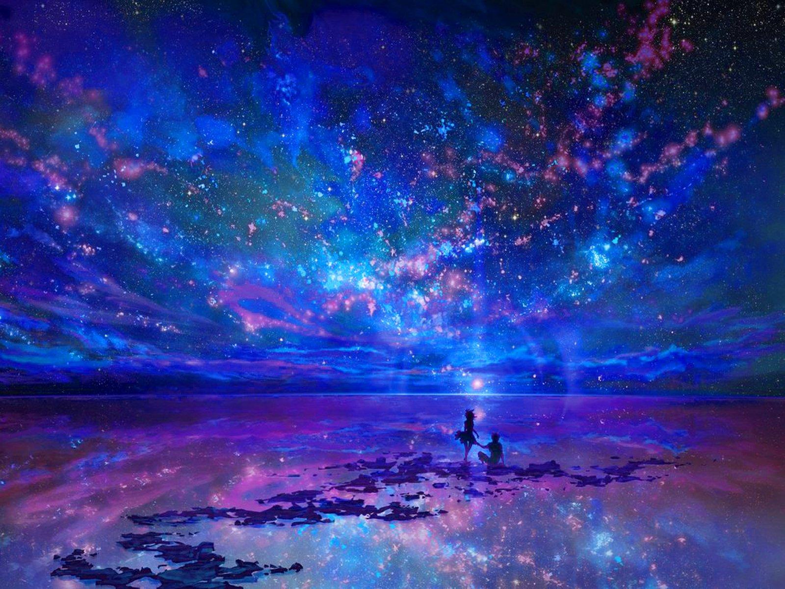 68 Fondos de pantalla de paisajes de fantasía bonitos