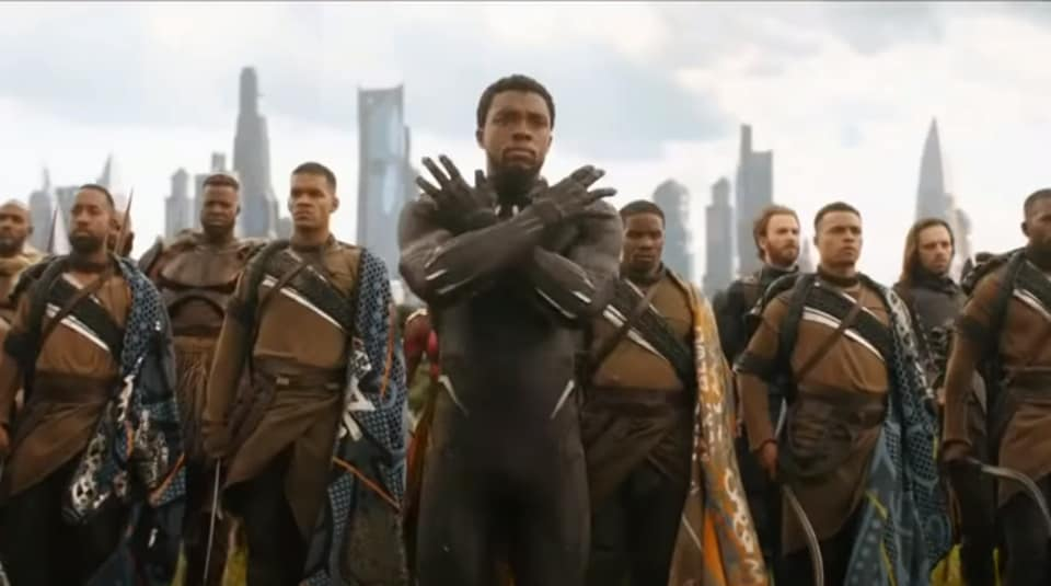 New Avengers: Infinity War trailer knows that Black ...
