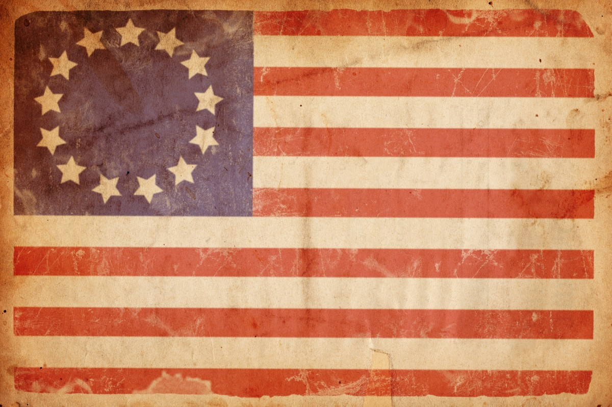 Did Betsy Ross really make the first American flag? - HISTORY