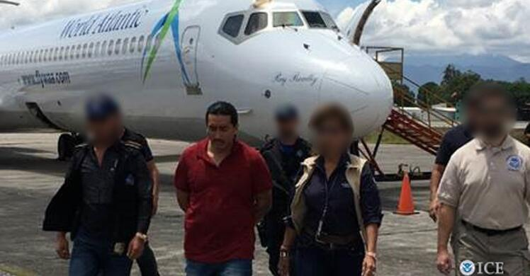 ICE removes Guatemalan fugitive sought for aggravated ...