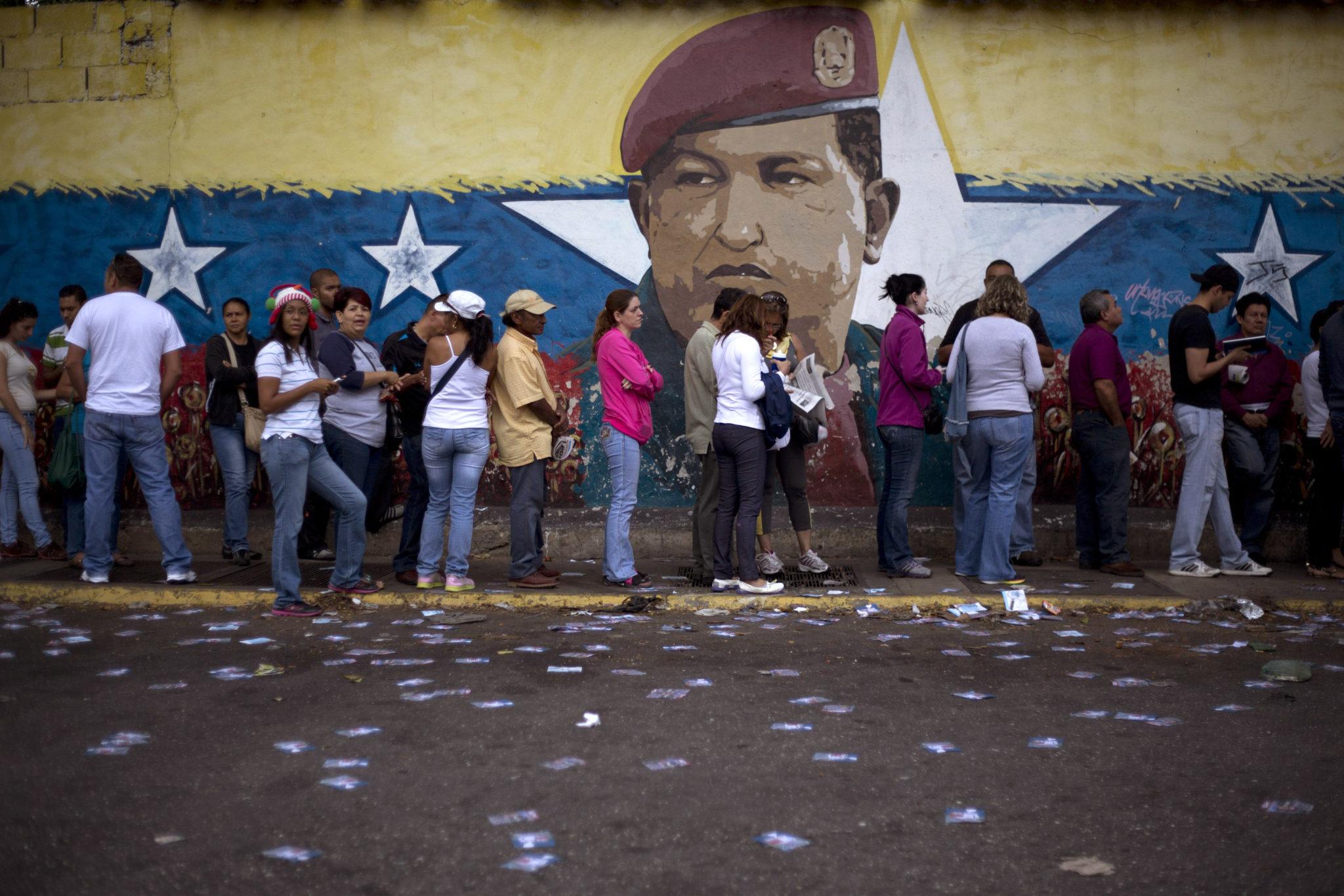 Venezuela organized crime news