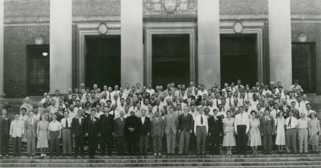 (IUCr) 1948 1st Congress