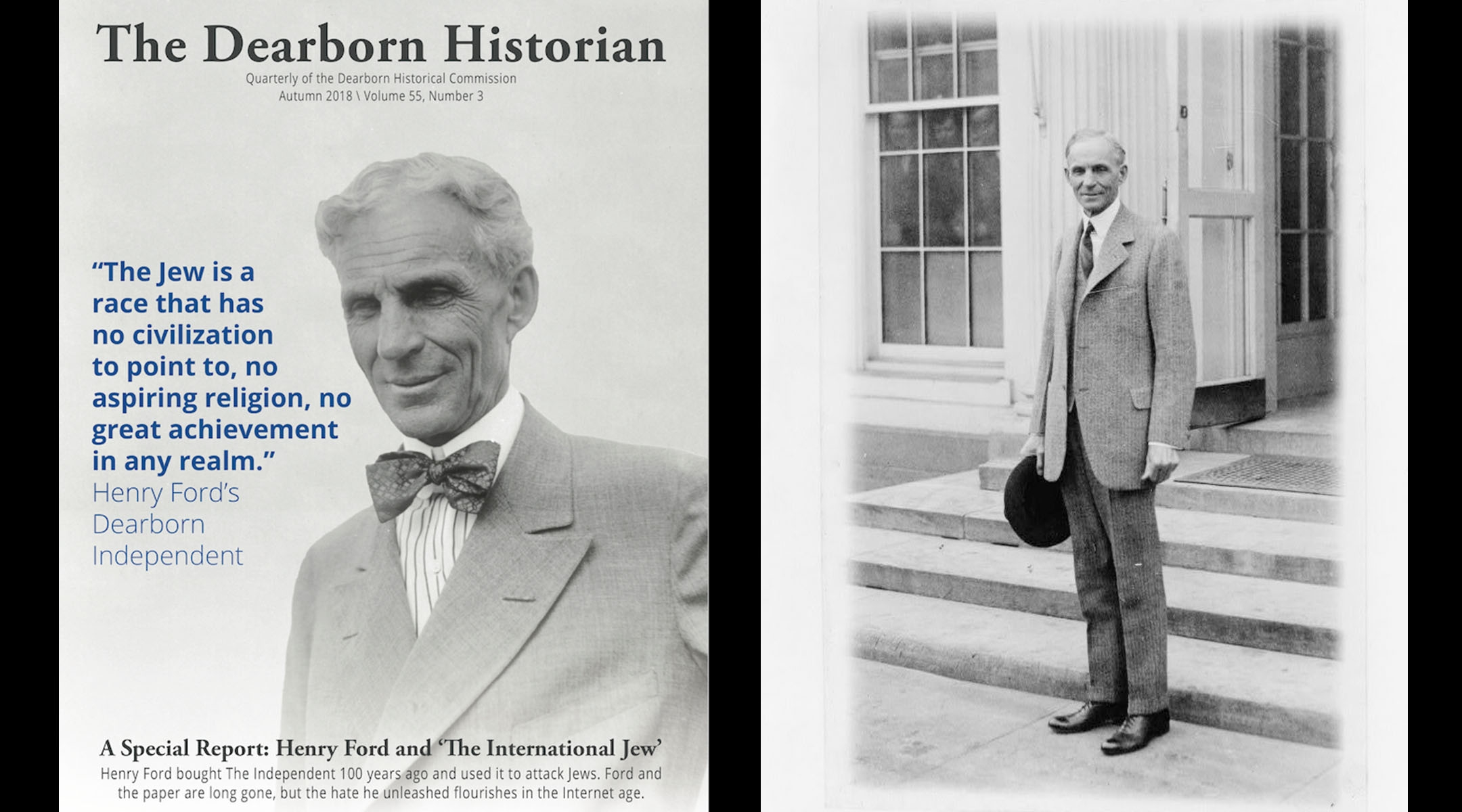 Why Henry Ford's anti-Semitism still matters - Jewish ...
