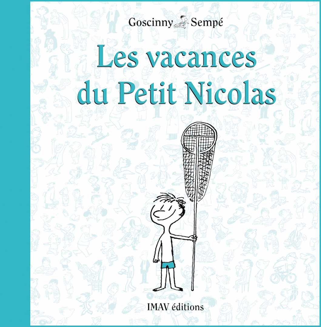 Les Vacances du Petit Nicolas, une réédition et un film
