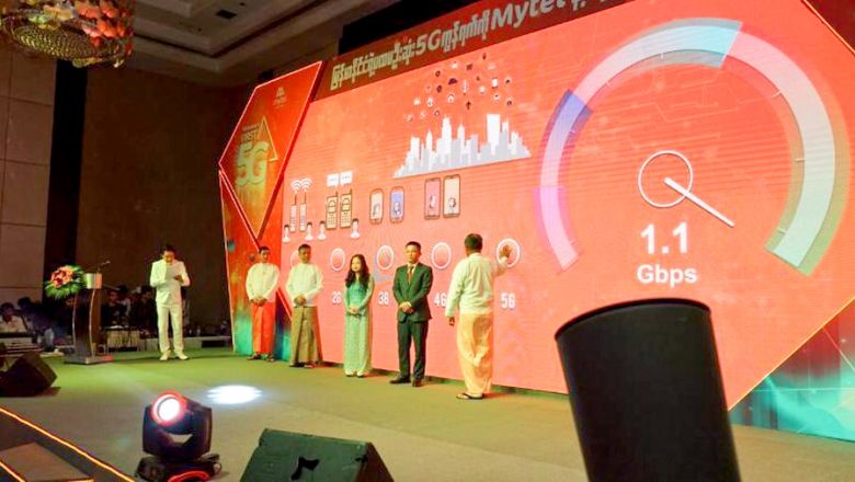 Mytel Viettel 5G Mobile Internet Myanmar