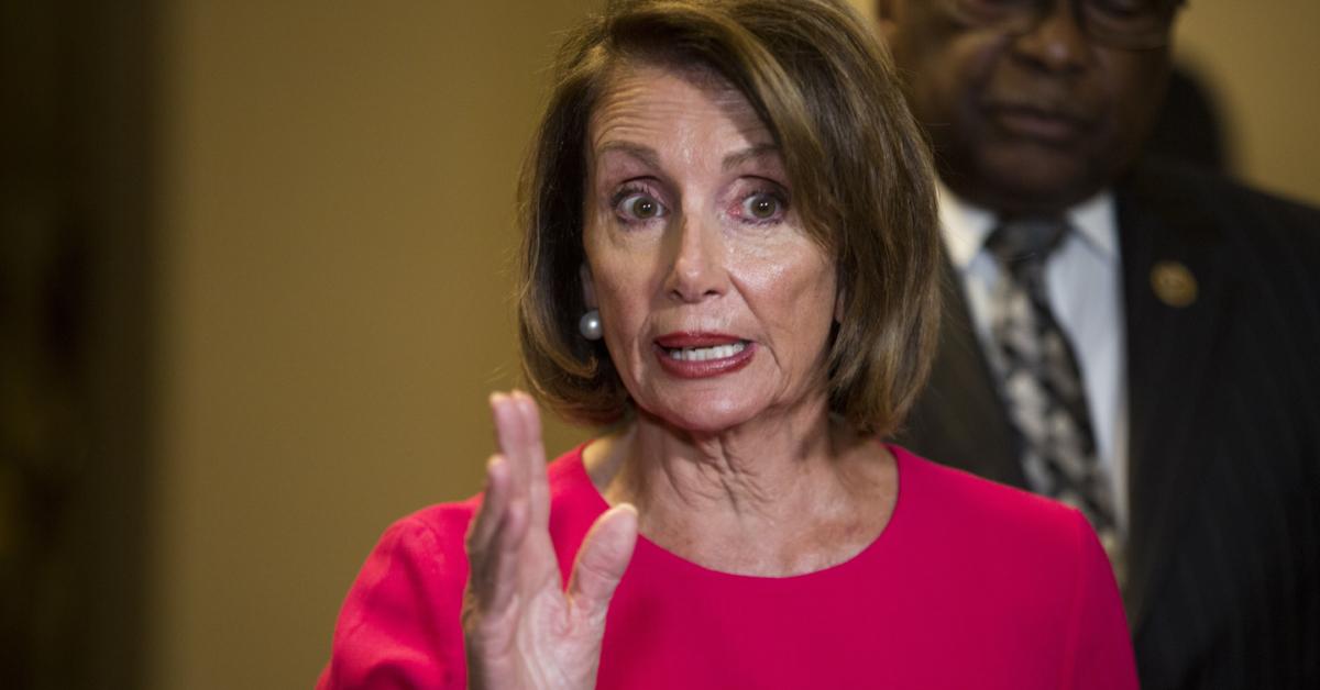 House speaker Nancy Pelosi promises to pass pro-LGBT ...