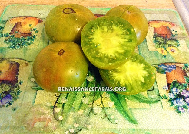 Green Moldovan Tomato | Heirloom Tomato Seeds