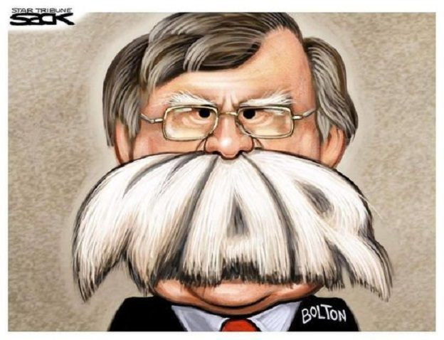 John Bolton's zeal for regime change extends to Latin ...