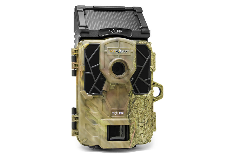 Spypoint 12 Megapixel Solar Game Camera | Vance Outdoors