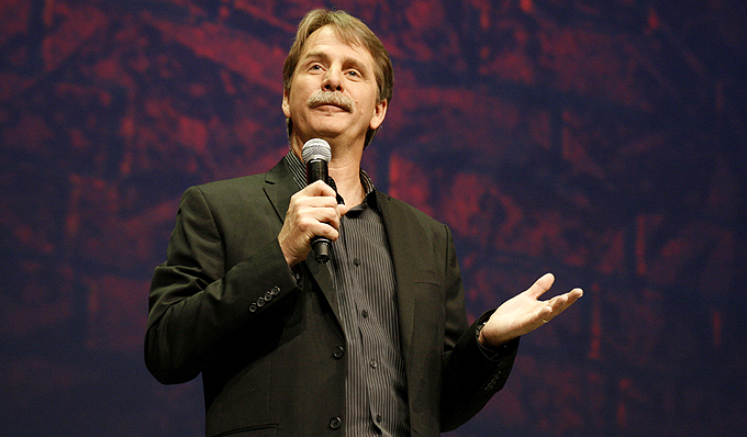 Jeff Foxworthy Biography - Facts, Childhood, Family Life ...