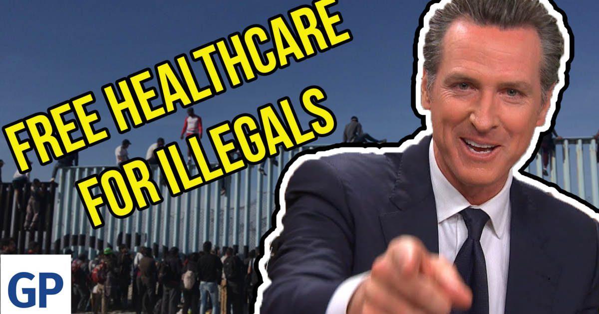 Far-Left California Governor Gavin Newsom Signs Bill To ...