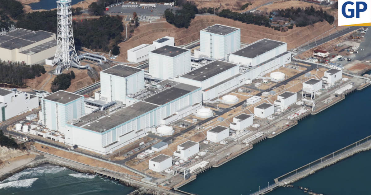 Japan Announces Plans To Dump Nuclear Waste Water Into The ...