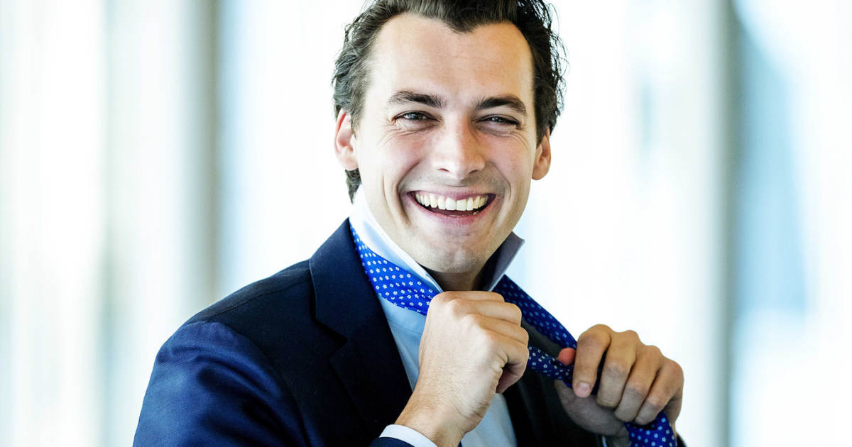 NEW EU STAR: Populist and Instagram Star Thierry Baudet's FVD Party Wins Seats in EU Parliament