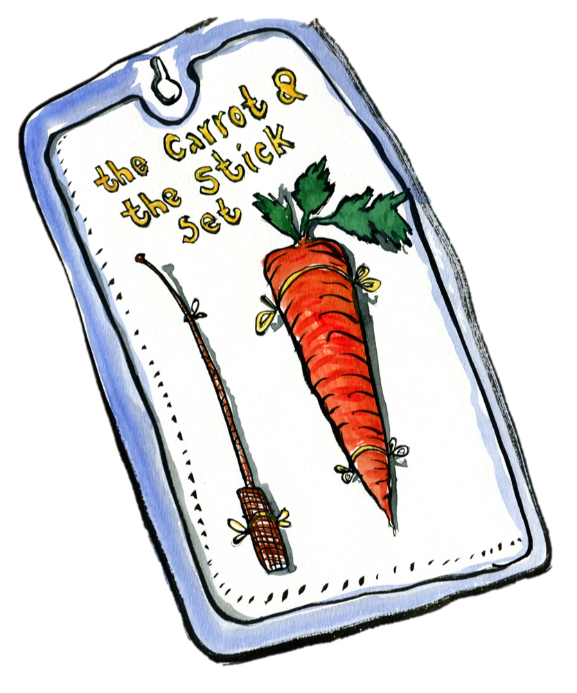Carrot or Stick | Pace