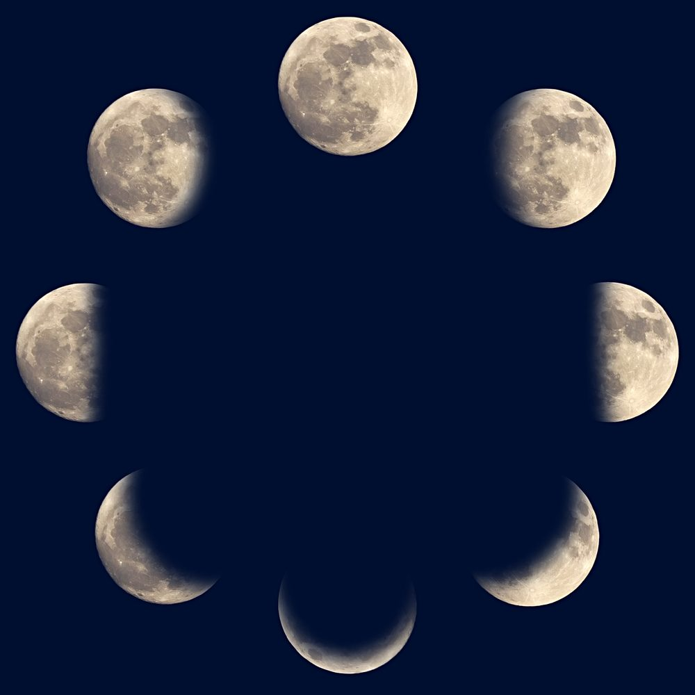 What's your moon phase personality? | Wishing Moon