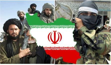 مذاکرات طالبان و جمهوری اسلامی در تهران