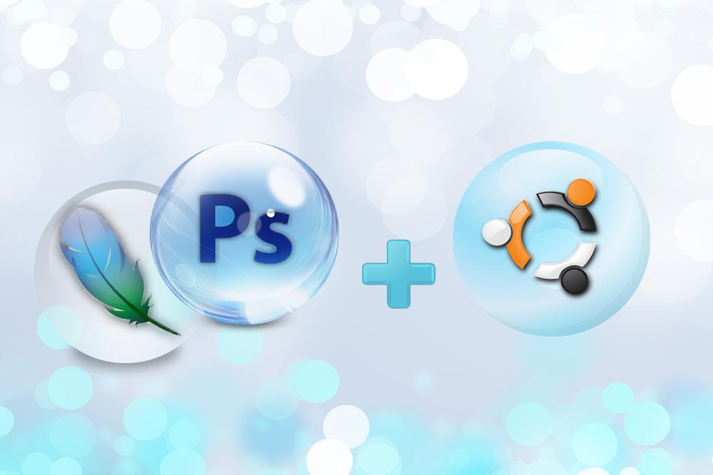 Cara Install Photosop 6 di Ubuntu 18.04