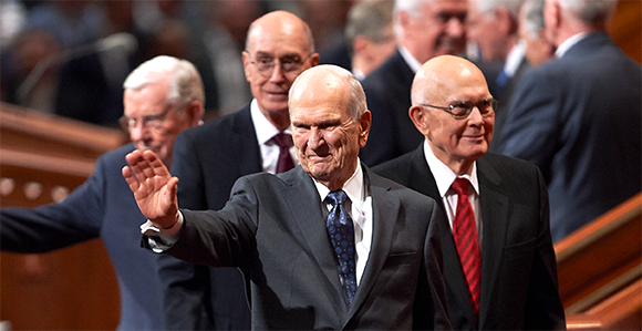 October 2019 General Conference - Church News and Events