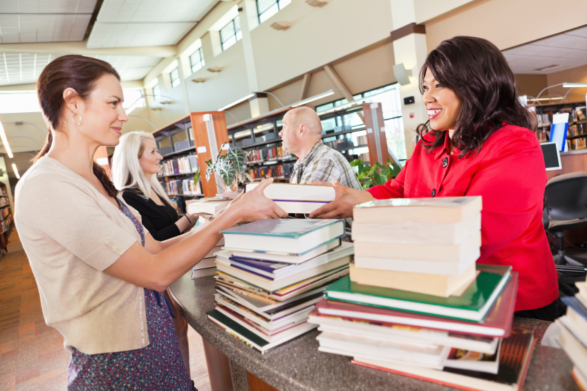 Borrowing from one library to another is never a hassle.